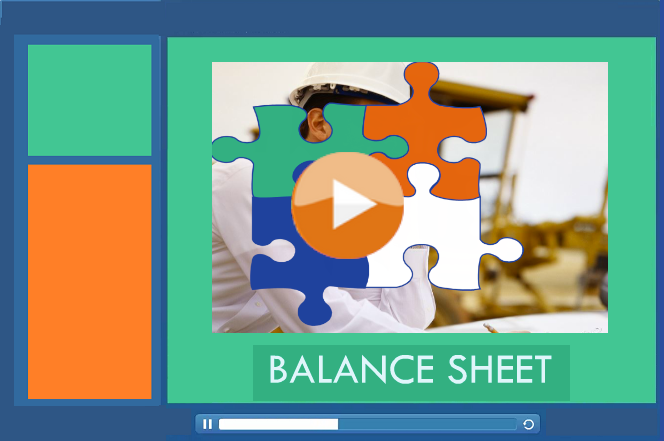 Balance Sheet Basics - Online Banker Training