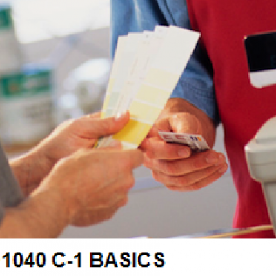 1040 C Module 1: Basics